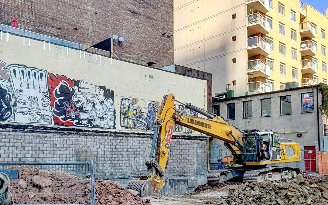 The Saint Construction Update – 9/23/20