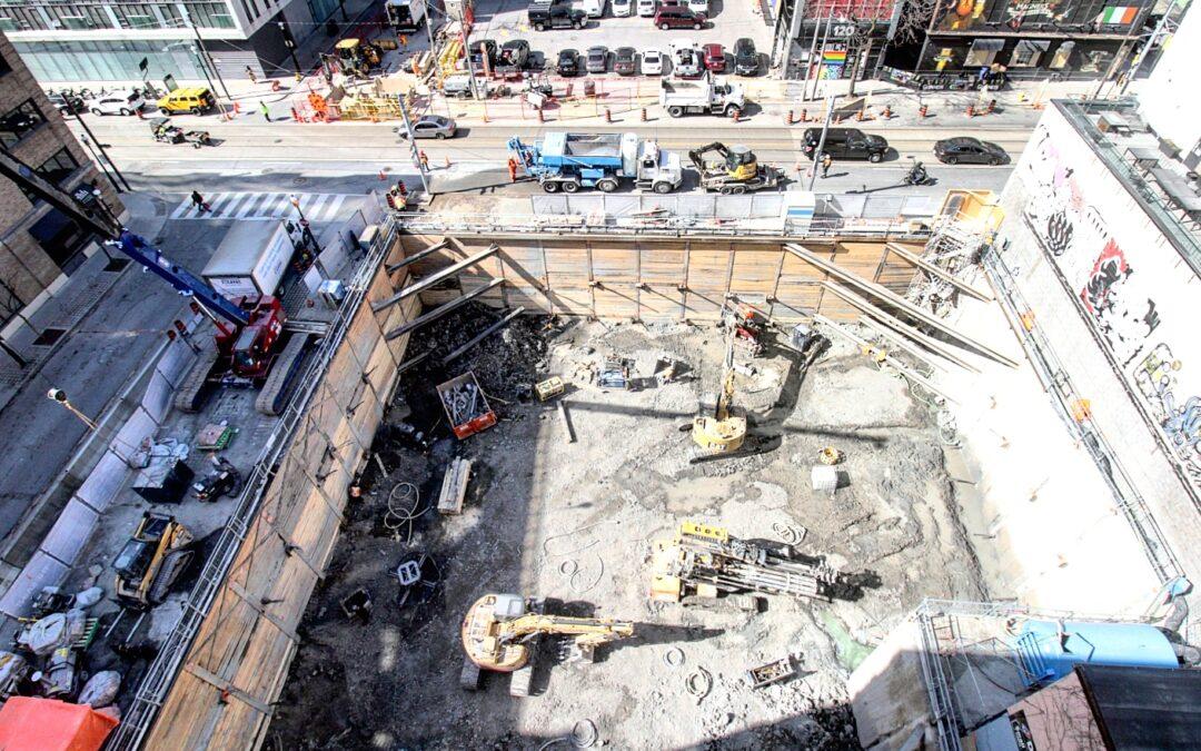 Church Street Sidewalk Repair Work Underway March 22 through March 23