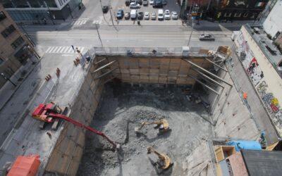 Midweek Construction Update