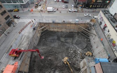 Construction Update for the Saint for the week of April 5th 2021
