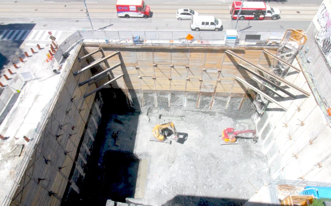 Steel & Concrete work at the Saint June 24 – 26.