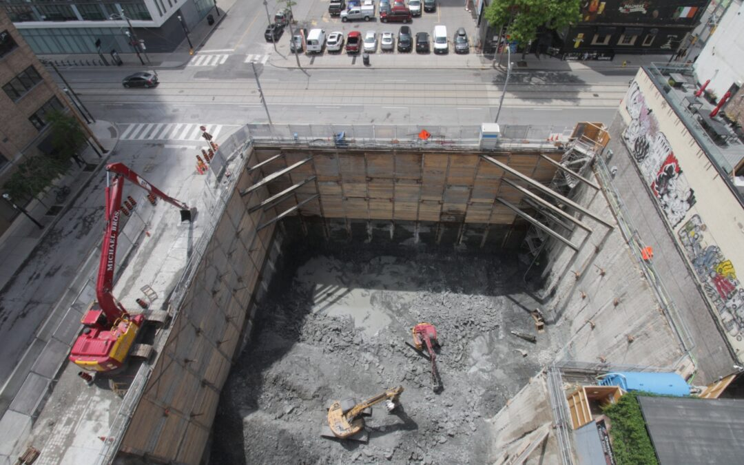 Construction Update for June 4, 2021