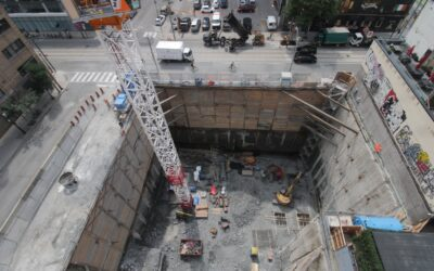 Construction Update for the Saint, July 15, 2021