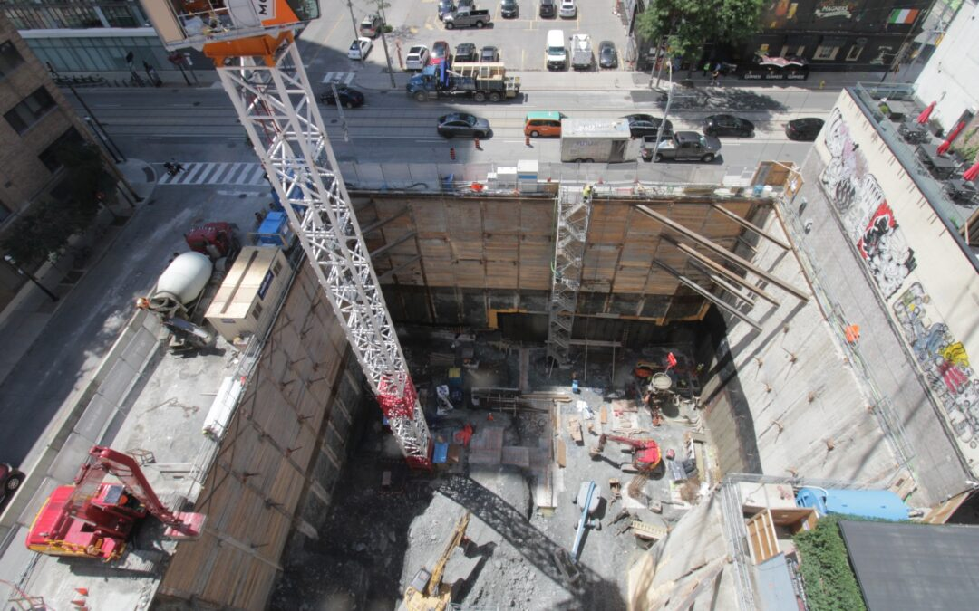 Construction Update for the Saint, July 30, 2021