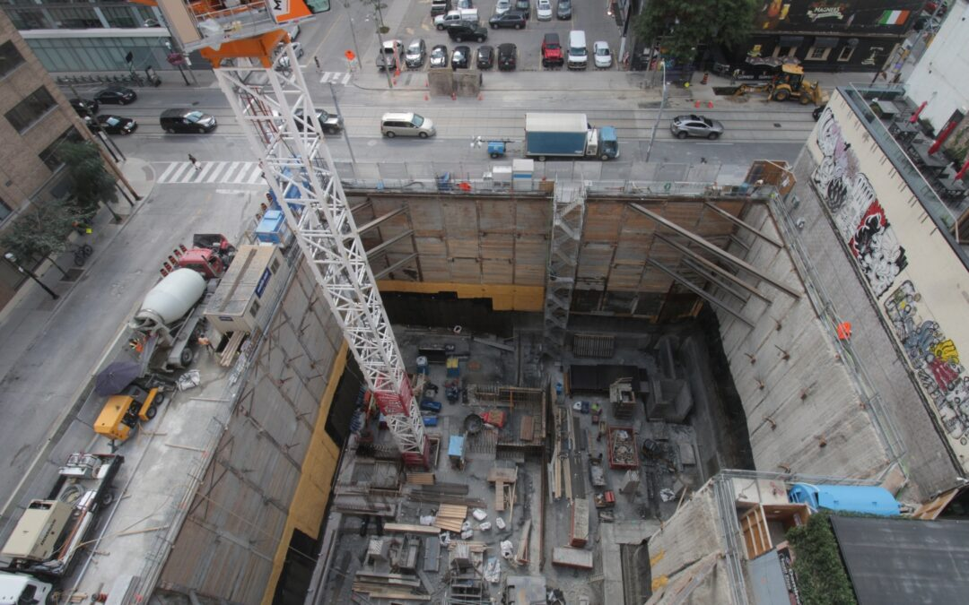 Updated: Construction Outlook for The Saint, August 19, 2021