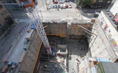 Construction Update for the Saint, September 3, 2021