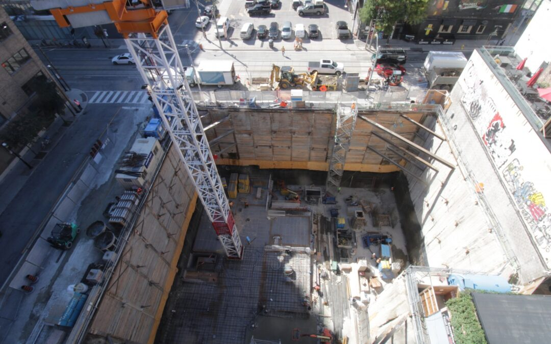 Midweek Construction Update for the Saint, September 28, 2021
