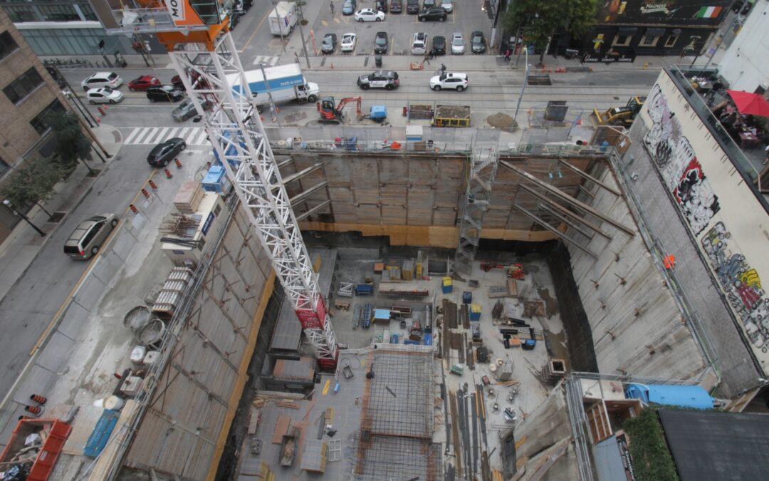 Construction Update for September 24, 2021